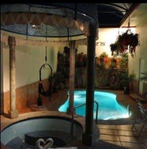 Motel Ibiza Guadalajara Alberca