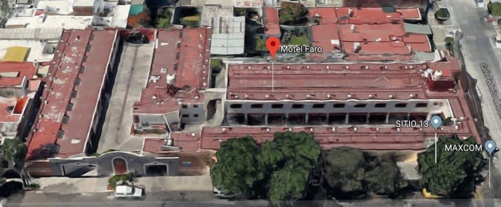 Motel el Faro Guadalajara