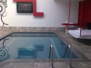 Motel Colon Guadalajara ALberca