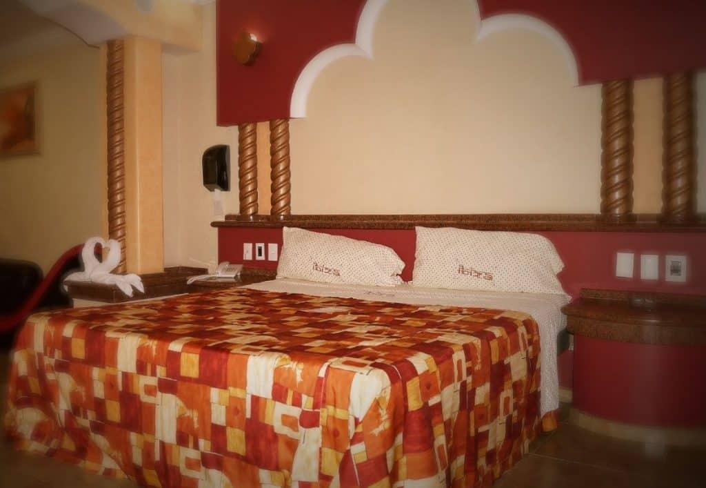 Motel Ibiza habitacion sencial sin cochera