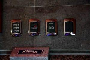 Motel Kuboz Guadalajara controles