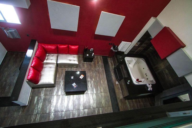 Motel Kuboz Guadalajara Master Suite
