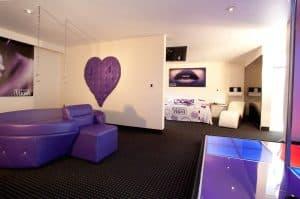 Motel viena Guadalajara Suite Amor