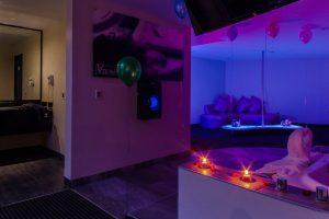 Motel viena Guadalajara Master Suite