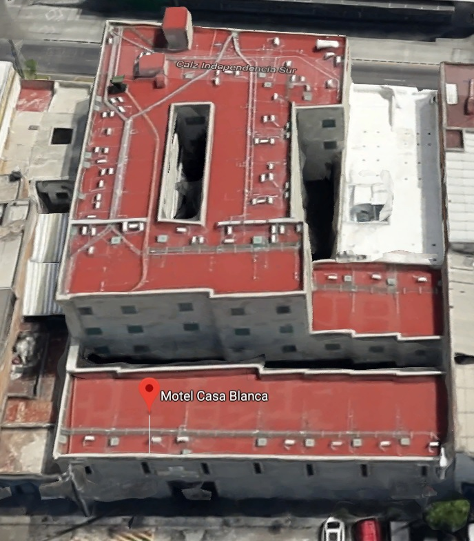 Motel Casa Blanca Guadalajara