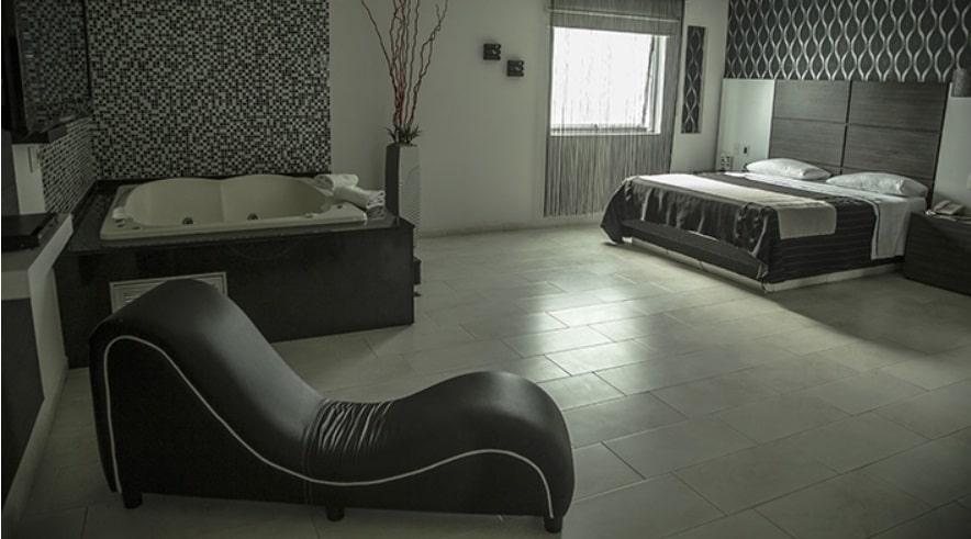 Motel Casa Blanca Guadalajara Jacuzzi
