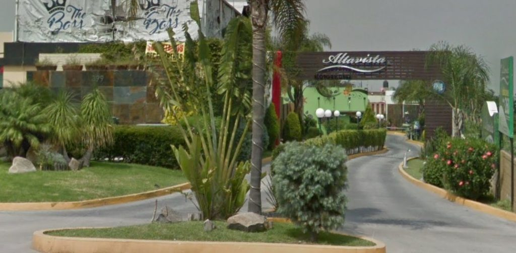 Motel Altavista Guadalajara Jalisco