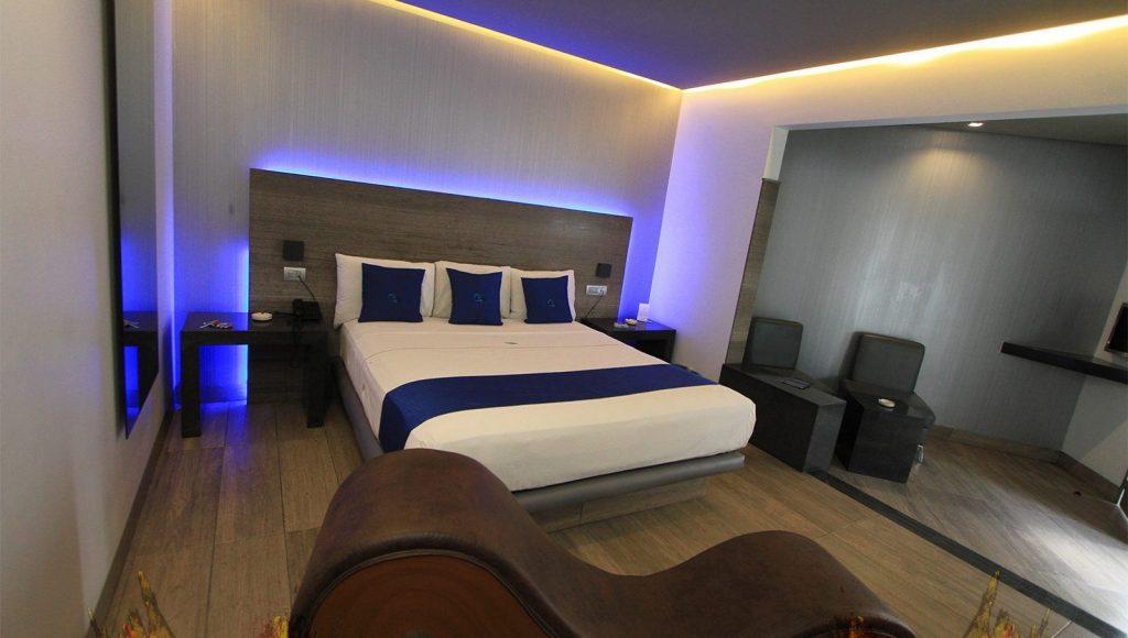 Motel Azul zafiro Zapopan Guadalajara Jalisco mexico