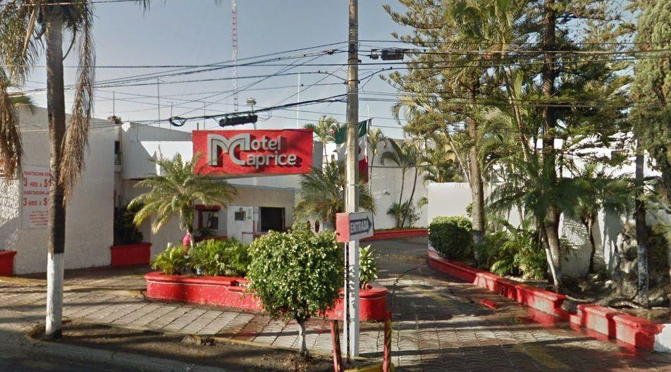 Motel Caprice Guadalajara Jalisco