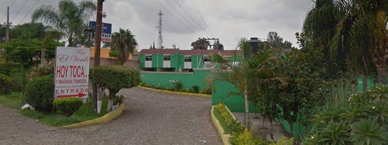 Motel El verde Guadalajara Jalisco