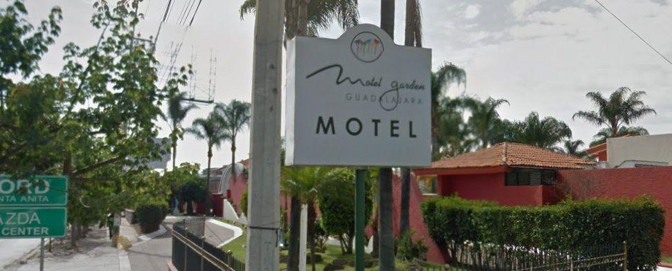 Motel Garden Guadalajara logo