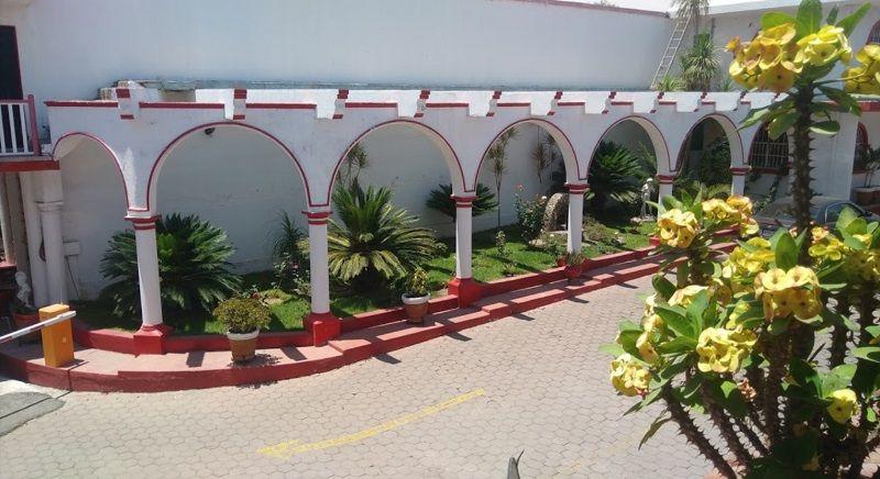 Motel Jardin de las Rosas Guadalajara Jalisco