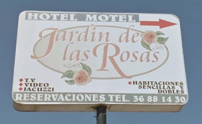Motel Jardin de las Rosas Guadalajara
