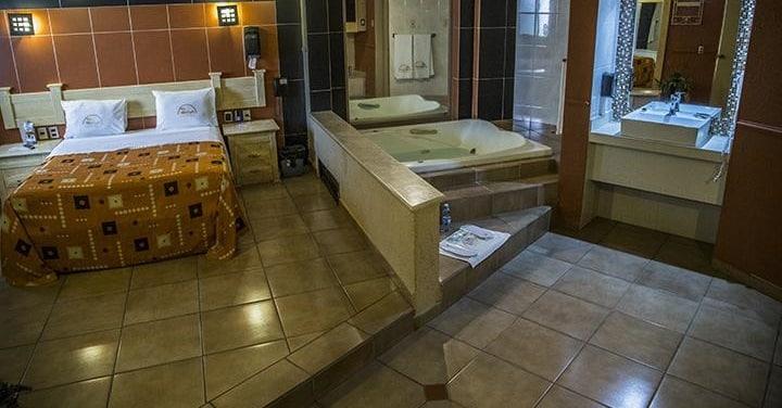 Motel Mediterraneo Guadalajara Jalisco Jacuzzi