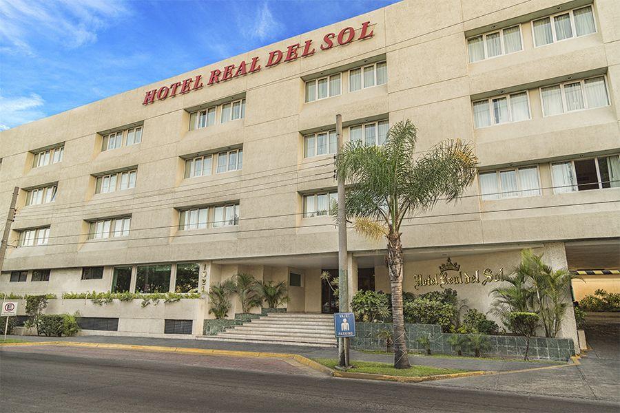 Motel Real del sol guadalajara jalisco entrada