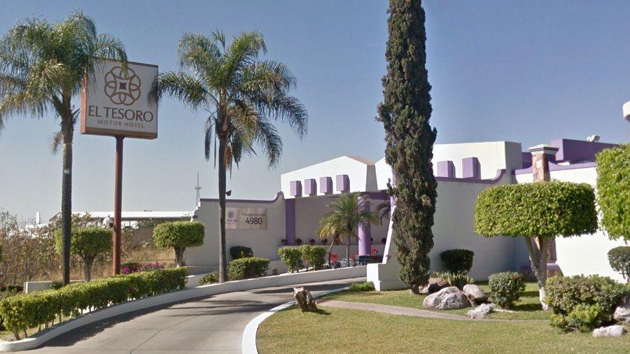 Motel Tesoro Guadalajara Jalisco