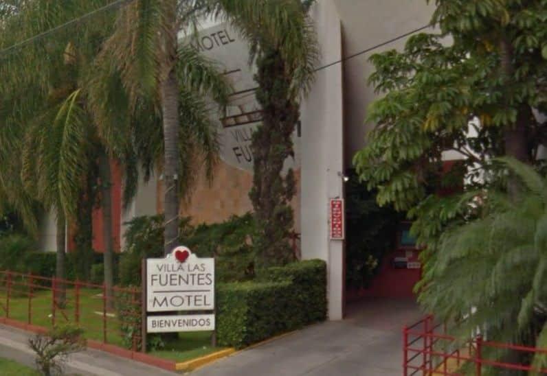 Motel Villa las fuentes Guadalajara