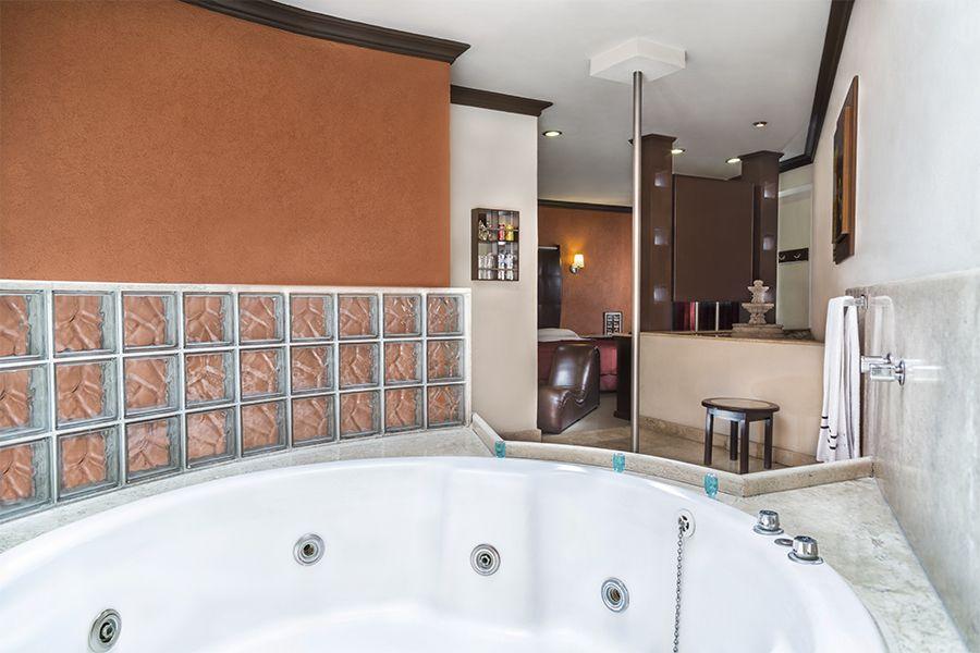 Motel Villa las fuentes Guadalajara Jalisco