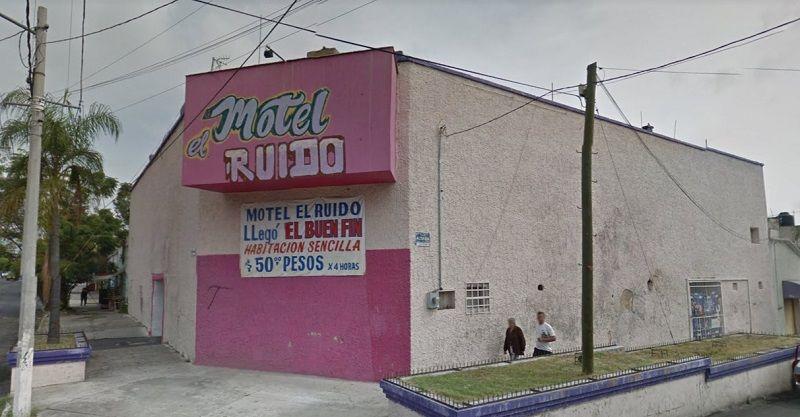 Motel el Ruido Guadalajara Jalisco
