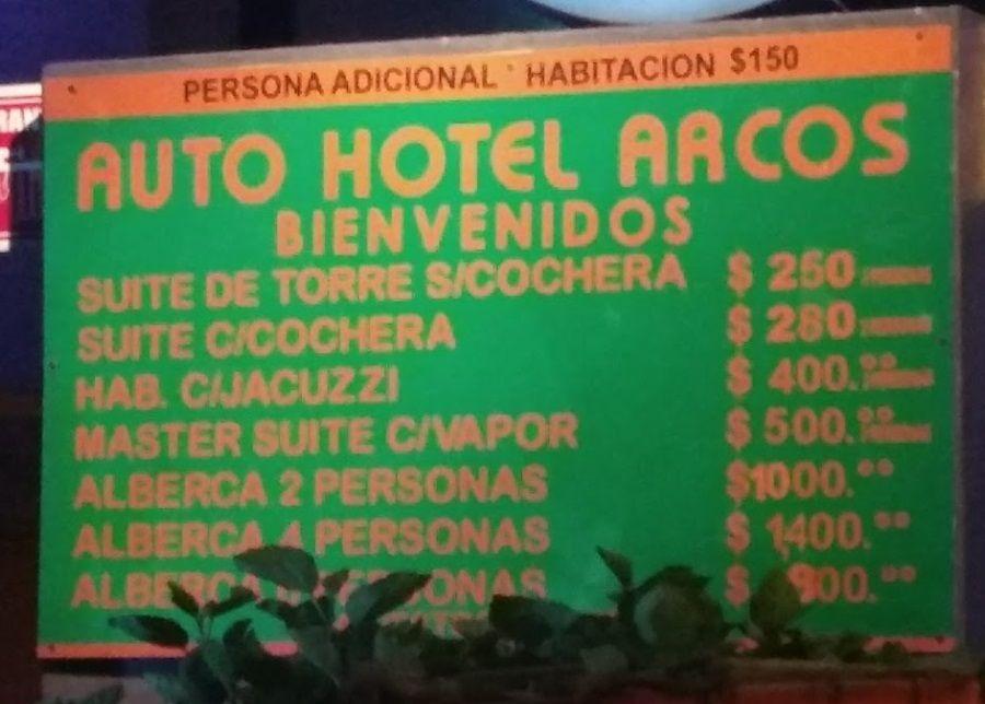 Motel los Arcos Guadalajara Jalisco Precios