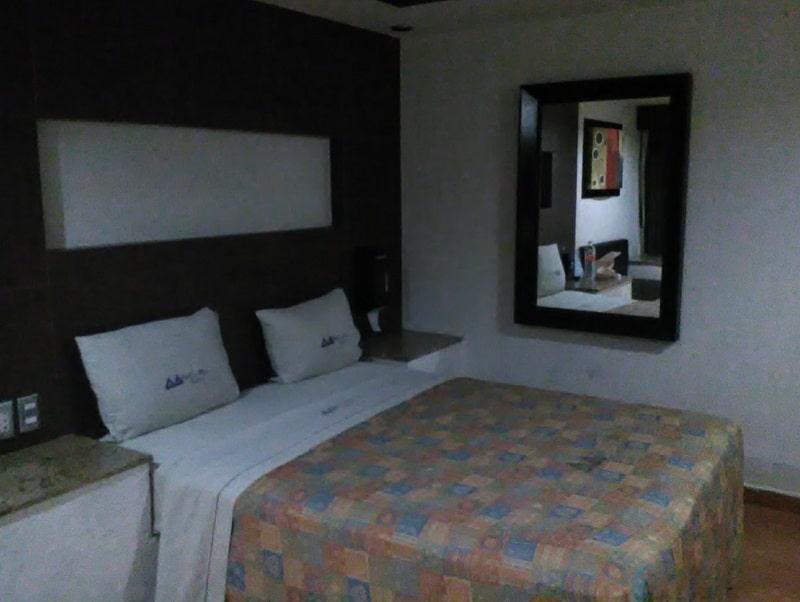 Motel los Altos Guadalajara sencilla